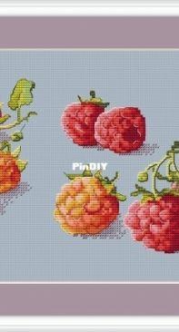 Paradise Stitch - Malinka by Olga Lankevich
