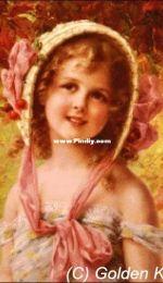 Golden Kite 1241 - The Cherry Bonnet (Small) XSD