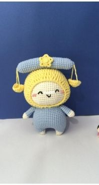 BiBiBonBon Craft - Do Phuong Dung -Libra The Little Doll