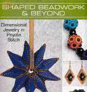 Shaped beadwork - Beyond _Diane Fitzgerald
