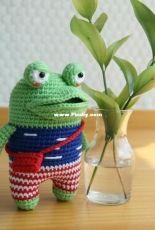 Big Bebez - Yunyoung Lee - Minimals frog