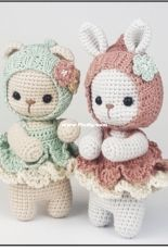 MK RHO - Baby Bear and Bunny