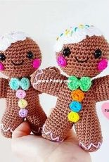 Super Cute Design - Jennifer Santos - Gingerbread Man
