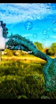 Crafty Intentions - Megan Lapp - Baby Mermaid Unicorn - English