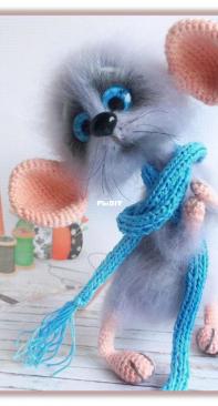 Vazaniy Cat - mouse _russian