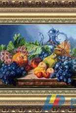 Levron_Still life with fresh fruits