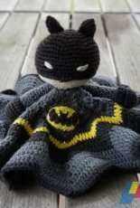 Mrs Mom - Batman Lovey Security Blanket - Free