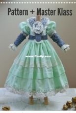 Dress for a Blythe Doll - JenayShop- Evgenia Filimonova