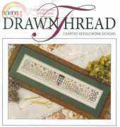 The Drawn Thread - The Butterfly Garden
