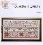 Rosewood Manor S-1168 - Quakers & Quilts