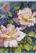 Bucilla 45962 - Dana's Roses