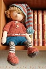 Knit Amiracle - Nelly shkuro - Martin the House Elf