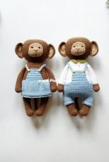Bann Anna Bears - Anna Kibalchich Poda - Monkeys Zoo Kids