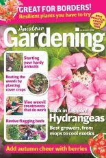 Amateur Gardening - 10 August 2019