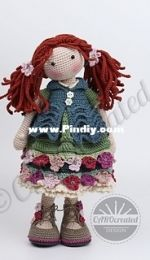 CAROcreated design - Carola Herbst - Doll Esja