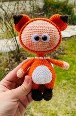 Havva Designs - Havva Unlu - Mini Bonnie with Fox Costume