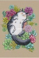 Magic Stitch by Nadezhda Nagornaya (nezhenka.nadin) -Nezhenka