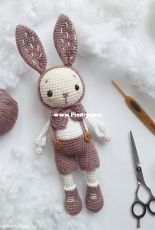 Les petites Mains de Khuccay - Khuc Cay -  Miti the little bunny