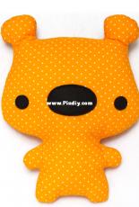 DIY FLUFFIES - Cute Bear