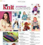 Let's Knit-Issue 83-September-2014/no ads