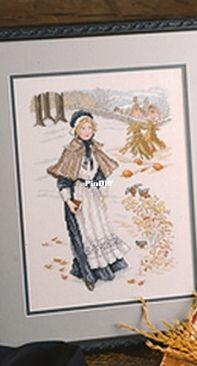 Leisure Arts 800617 Blessed Thanksgiving