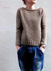 Aibrean Pullover by Isabell Kraemer