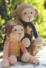 MyKrissieDolls - Kristel Droog - Monkey Ankie - Ankie the Monkey - Translated