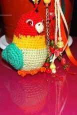 my parrot Juan!