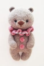 Amalou Designs - Marielle Maag - Teddy bear Tilda