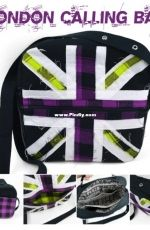 Choly Knight - Sew Desu Ne? -London Calling Bag - Free