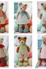 TEAROOM Bears: Method 2 by Susan Hickson