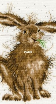 Bothy Threads XHD49 Hare Brained