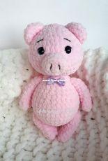 Irina Podolyuk - Plush Piggy - Russian - Free