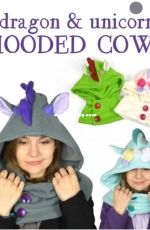 Choly Knight - Sew Desu Ne? - Hooded Cowl - Free