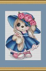 Bunny Rose by Svetlana Sichkar