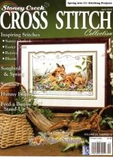 Stoney Creek - Cross Stitch Collection - April 2010