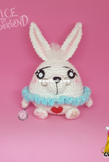 Galencaixe - The White Rabbit in Alice in Wonderland - Spanish - Free