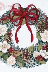 Janlynn Christmas Traditions (wreath) K021-1415