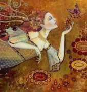 HAED HAEBL 8595 Vision of Light  by Bernadette Lusk (Large Format)