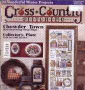 Cross Country Stitching - February 1994