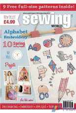 Sewing World-Issue 243-May-2016/no ads