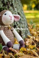 MyKrissieDolls - Sheep Mollie
