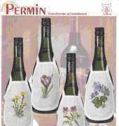 Permin 78-1685 - Flower Waistcoats