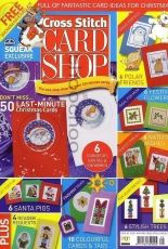 Cross Stitch Card Shop Issue 39 November - December 2004