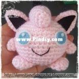 Damn It Janet lets crochet - Janet Carrillo - Chibi Jigglypuff - Free