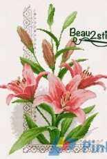 Jacky Lonen - beau2stitch - Pink Lady - Free