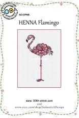 Soda SO-OP88 - Henna Flamingo