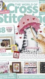 The World of Cross Stitching TWOCS Issue 303 - February 2021