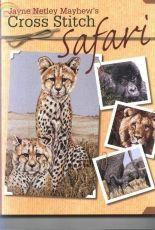 Jayne Netley Mayhew's-Cross Stitch Safari