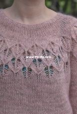 Love Note Sweater by tincanknits